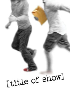 Title of Show Play