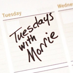 Tuesdays with Morrie Play